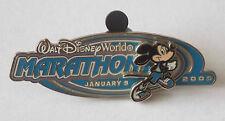 DISNEY Walt Disney World Marathon 2005 Pin Badge