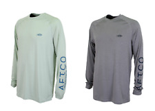 AFTCO Samurai 2 Long Sleeve Performance Shirt **CHOOSE SIZE AND COLOR**