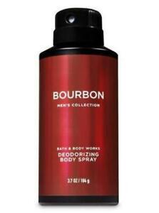 Bourbon Body Spray for Men