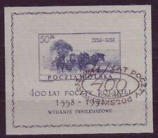 Gestempelte Einzelmarken-Briefmarken aus Polen