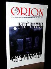 C109_Rivista mensile ORION di politica,cultura e informazione N.5 2005