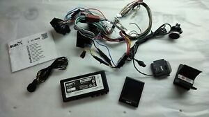 Bury CC9068 Car Bluetooth Touchscreen complete Kit + extras-Working Condition