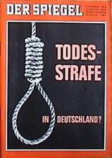 SPIEGEL 44/1964 Die Todesstrafe