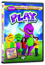 BARNEY - PLAY WITH BARNEY (DVD)