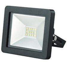 Emco LED Floodlight 10W Outdoor IP65 Light Garden Daylight Wall Spot Lamp White
