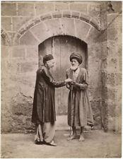 Photo Sebah Albuminé Turquie Turkey Vers 1880