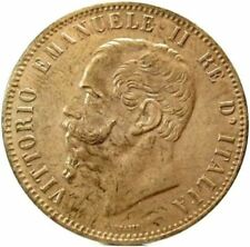 VIttorio Emanuele II (10 Centesimi) 1866 H