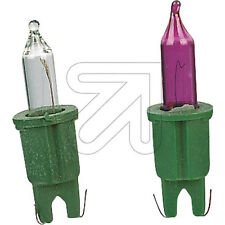 5x Ersatzlampe Mini Lichterkette ALLE Ausführungen  EGB oder KonstSmide