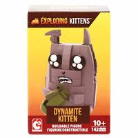 Exploding Kittens Dynamite Kitten - Build your own Dynamite Kitten + BONUS CARD