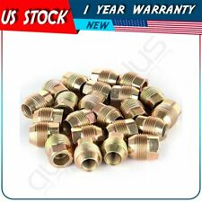 """Fits Chevy GMC GM Factory Style Lugs 24 Piece 7/8"""" 14x1.5 Open End Lugs Nuts"""