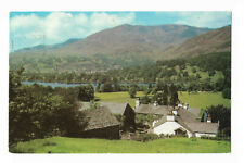 POSTCARD 'CUMBRIA' Coniston Water & The Old Man of Coniston /E-340