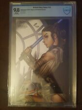 Grimm Fairy Tales #15 CBCS 9.8 May the 4th Rey  Variant (NM) 1/350 White Pages
