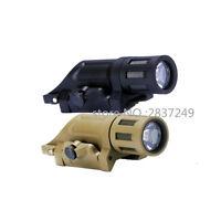 Tactical WML flashlight With Constant Short Version Momentary Strobe Flashlight