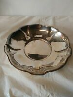 Vintage LBS & Co LBSCO Silver plate Bowl Dish