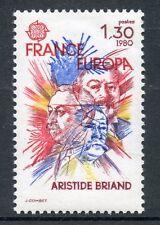 TIMBRE FRANCE NEUF N° 2085 ** CELEBRITE EUROPA / ARISTIDE BRIAND
