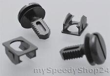 Clips Befestigung 4 Set Scheinwerfer Kofferraum Drehverschluss für BMW MINI