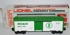 Lionel Trains 6-9416 Minnesota Dakota & Western MD&W Boxcar Paper Mill Canada