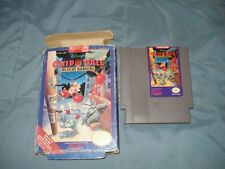 Chip N Dale: Rescue Rangers with box NES Nintendo