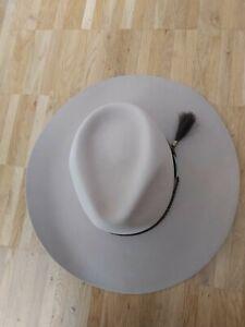 Akubra Hut Beige Größe 58