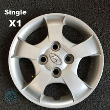 """Hyundai Accent 13"""" Genuine Hubcap AS IS (Single x1)"""