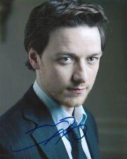 JAMES McAVOY.. Handsome Hunk - SIGNED
