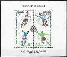 ---- FRANCE MONACO BLOC N°21 - NEUF ** AVEC GOMME D'ORIGINE - COTE 11€ ----