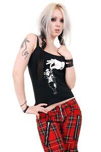 Girls Punk Strappy - Nicked