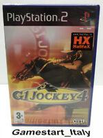G1 JOCKEY 4 - SONY PS2 - NUOVO SIGILLATO - NEW SEALED PAL VERSION PLAYSTATION 2