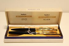 "VINTAGE RARE LUXURY GERMANY SET FOUNTAIN PEN + BALLPOINT PEN ""MARKANT"" EXQUISIT"