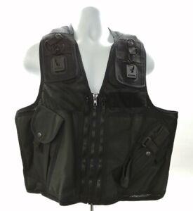Genuine Ex Police Arktis Tactical Vest Utility Uniform Safety Patrol Film NEW