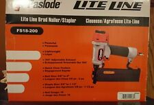 PASLODE LITE LINE BRAD NAILER & STAPLER - BRAND NEW IN BOX