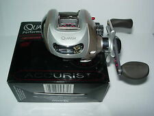 QUANTUM Accurist AC501PT LINKS Bait caster Angelrolle