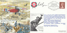 GW30b  Verdun The French counter attack 1916 .Flown Hercules No 30 Sqn Signed