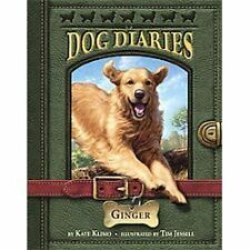 Dog Diaries #1: Ginger by Kate Klimo c2013, NEW Paperback, We Combine Shipping