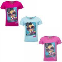 Tshirt LOL SURPRISE da bimba abbigliamento bambina maglietta 3 4 5 6 8 anni