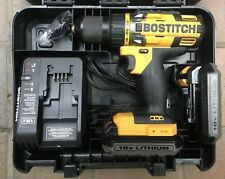 Bostitch BTC400LB 1/2'' Drill/Driver Kit with 2 Batteries & Charger