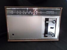 Vintage PANASONIC RE-7329 AM FM RADIO