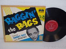 HARRY ROY & HOTCHA BOYS Raggin The Rags LP President Records PLP 1001 VINYL