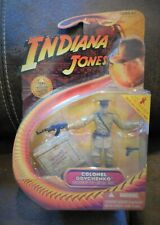 Indiana Jones Kingdom Crystal Skull Colonel Dovchenko Machine Gun Handgun NIP