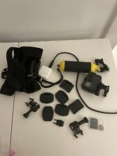New ListingGoPro Hero6 Black Action Camera Camcorder and Accessories Kit With Hard Case