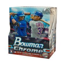 Topps 2016 Bowman Chrome Hobby Baseball Factory 2 Autos