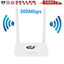 Wireless Wifi Router LTE 300Mbps 4G Mobile MiFi Portable Hotspot US White Q9S8