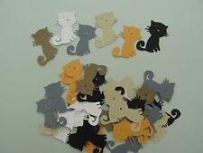 40 Cat/Kitten Diecuts-Cards, Invitations, Decorations, Scrapbooking, PaperCrafts