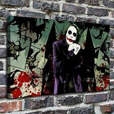 Cards batman movies Paintings HD Print on Canvas Home Decor Wall Art Pictures