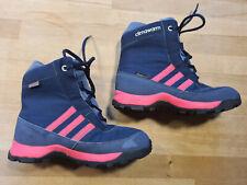 Adidas Winterschuhe climawarm Gr: 31 Adisnow Climaproof ZA AQ4132 Dunkelblau