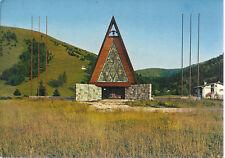FOLGARIA - FONDO GRANDE - CONCA D'ORO - CHIESETTA PATRONA DEGLI SCIATORI  V1976