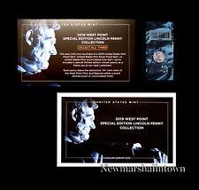 2019 W Lincoln Shield Reverse Mint Proof ~ w/Envelope in Baggie from Proof Set
