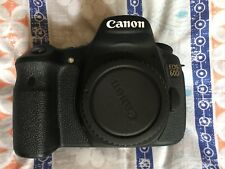 Canon  EOS 60D 18.0 MP Camera - Black w/ EF-S IS 18-55mm Lens) + Box/Accessories