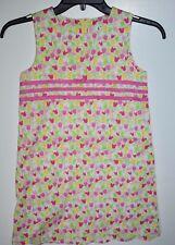 Lilly Pulitzer Shift Dress Girls EUC Size 6X LINED