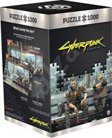 Puzzle Cyberpunk 2077 - Metro 1000 Teile